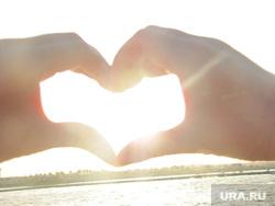 Египет, отдых туристов, сердце, солнце, любовь