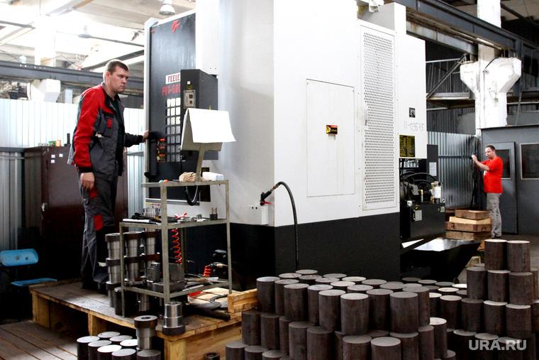 Курганский арматурный завод  Курган, новое оборудование, станок с чпу, курганский арматурный завод