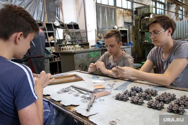 Курганский арматурный завод  Курган, курганский арматурный завод, детский труд
