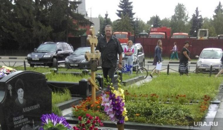 Похороны Жанна Фриске. 40 дней. Москва, владимир копылов