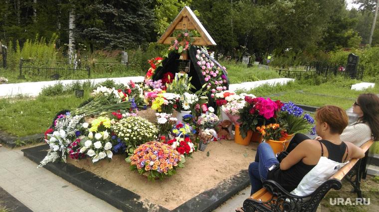 Похороны Жанна Фриске. 40 дней. Москва