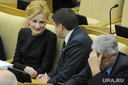 Пленарное заседание Государственной Думы РФ. 27 февраля 2015г., яровая ирина