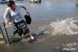 Наводнение. Потоп. Стихия. Челябинск., вода, потоп
