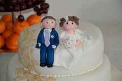 Открытая лицензия 15.07.2015. Свадьба., торт, молодожены, свадьба