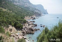 Крым., природа, черное море, южный берег крыма, юбк, мыс айя