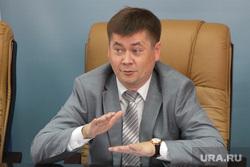 Пресс-конференция Игоря Ксенофонтова Курган, ксенофонтов игорь