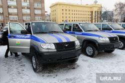 Полиция. Челябинск., полиция, уаз, полицейская машина