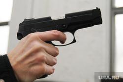 Клипарт по теме Оружие. Челябинск, пистолет, убийство