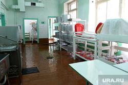 Детские лагеря Курган, столовая