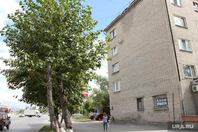 Падающие кирпичи с крыши общежития по улице Станционной 50, общежитие, улица станционная50