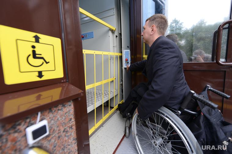 Доступная среда Дубровскому. Челябинск., инвалид, лифт