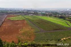 Клипарт. Магнитогорск, панорама, ммк, смотровая площадка, поля