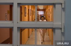 Психоневрологическая областная больница №5. Магнитогорск, дверь, медсестра, отделение, решетка, больница