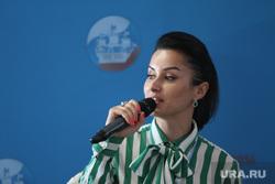 ПМЭФ-2014. Лица. Санкт-Петербург, канделаки тина, портрет