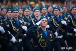 Парад Победы. Екатеринбург, вдв, десантники, военные