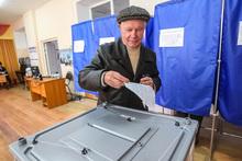 Выборы-2015. Тюмень, голосование