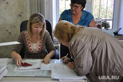 Досрочное голосование председателя избиркома Зауралья Светланы Гулькевич, гулькевич светлана