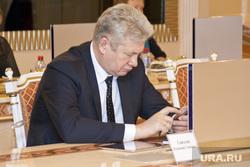 Официальные лица, представители власти ЯНАО и г.Салехард., портрет, свидлов владимир