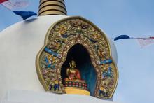 Ступа просветления. ХМАО, ступа просветления, буддизм, будда, ступа результатов