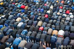 Курбан байрам в мечети Рамазан на ул. Репина, 42. Екатеринбург, молитва, ислам, намаз, ритуал, мусульмане