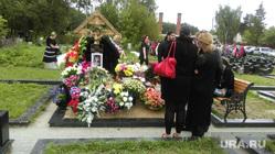 Похороны Жанна Фриске. 40 дней. Москва, орлова ольга