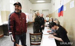 Ткаченко. Челябинск., ткаченко андрей, смех, избирательный участок