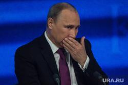 Путин. Пресс-конференция. Москва. Часть II