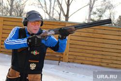 Алексей Кокорин в тире. Курган, кокорин алексей, стрельба, ружье