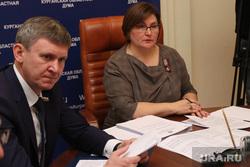 Комитет облдумы по социальной политике Курган, воронович елена, фролов дмитрий