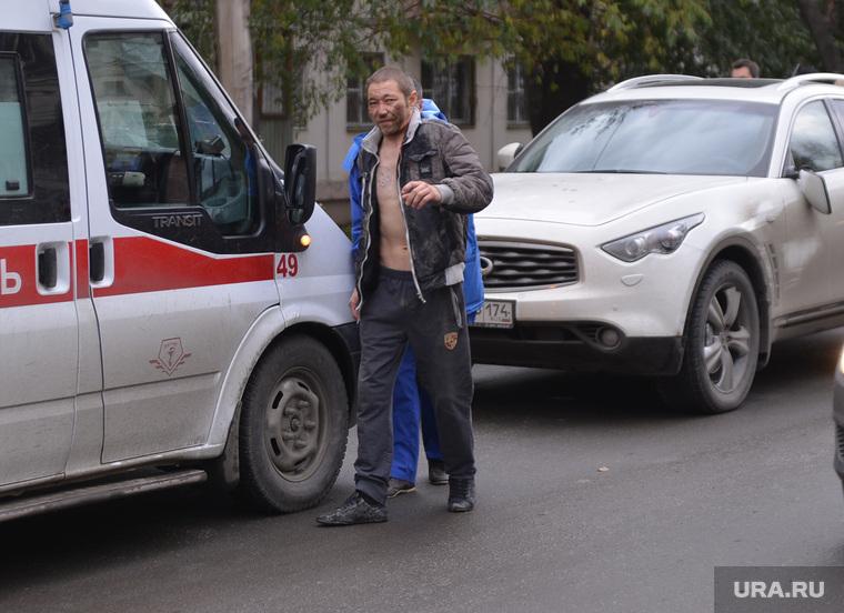 Дтп. Челябинск., скорая помощь, дтп, пострадавший