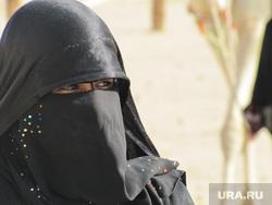 Египет, отдых туристов, хиджаб, шахидка
