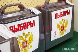 Выборы губернатора Тюменской области. Нижневартовск, урна для голосования