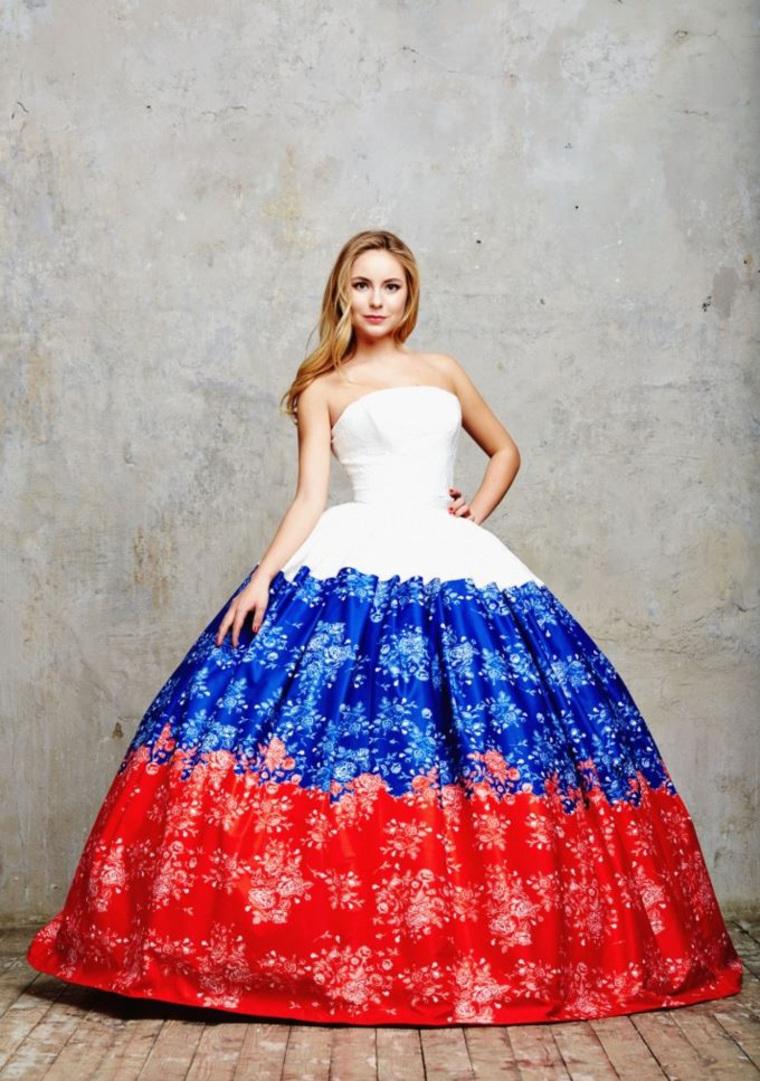 Платья российские фото