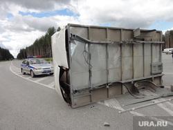 Авария междугородний автобус Асбест Екатеринбург, авария