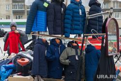 Последствия пожара на Уралмашевском рынке. Екатеринбург, торговцы, вещевой рынок, малый бизнес, зимняя одежда