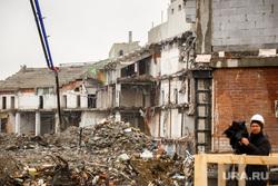 Первая заливка фундамента Центрального стадиона. Екатеринбург, разруха