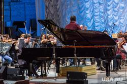 Пианист Денис Мацуев. Магнитогорск, оркестр, мацуев денис, рояль