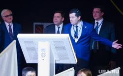 Открытие WorldSkills Hi-Tech 2015 в Екатеринбурге