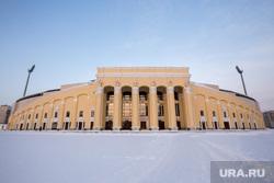 План застройки города в районе Центрального стадиона к 2018 году. Екатеринбург, центральный стадион
