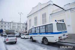 Полиция у Гимназии №9. Екатеринбург, гимназия 9