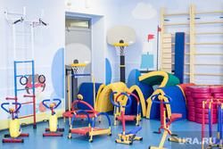 Новый Уренгой — Сеяха — Яр-Сале - командировка Кобылкина, детский сад, тренажерный зал