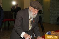 Отто Фишер, старейший болельщик ФК