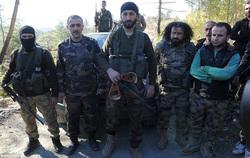 Боевики-туркмены расстреляли  российских пилотов, катапультировавшихся со сбитого Су-24, Челик Алпаслан, Celik Alpaslan