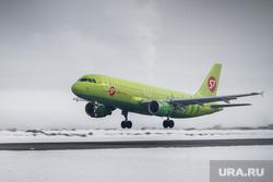 Первый споттинг в Кольцово. Екатеринбург, самолет, авиа, сибирь, S7