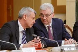 Антикризисное совещание с губернатором СО. Екатеринбург, якоб александр, носов сергей