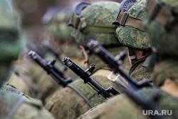 Репетиция парада Победы в 32-ом военном городке. Екатеринбург, армия, военные, солдаты, автоматчики, морпехи