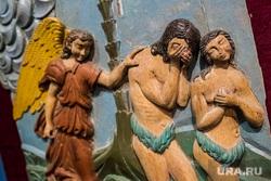 Иконы. Выставка в музее ИЗО. Тюмень