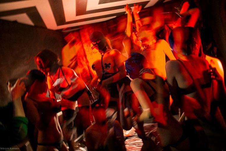 порно клуб екатеринбург