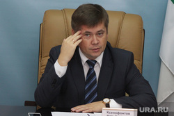 Брифинг Игорь Ксенофонтов Курган, ксенофонтов игорь