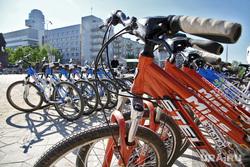 Велопробег Дни Европы. Екатеринбург, велосипеды
